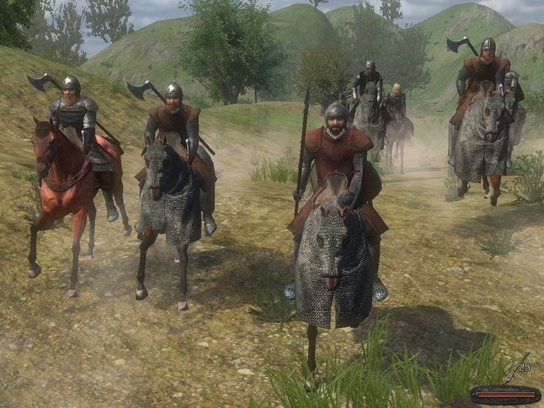 Mount & Blade - Warband for PC Games image