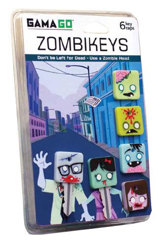 Zombikeys Zombie Key Covers image