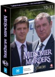 Midsomer Murders - Season 10-11 (Plus Christmas Special) (11 Disc Boxset) on DVD