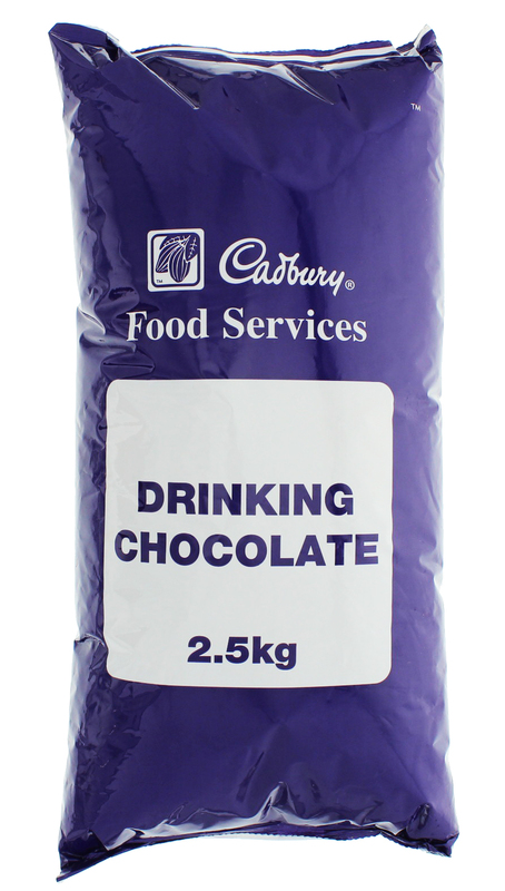 Cadbury: Drinking Chocolate (2.5kg)