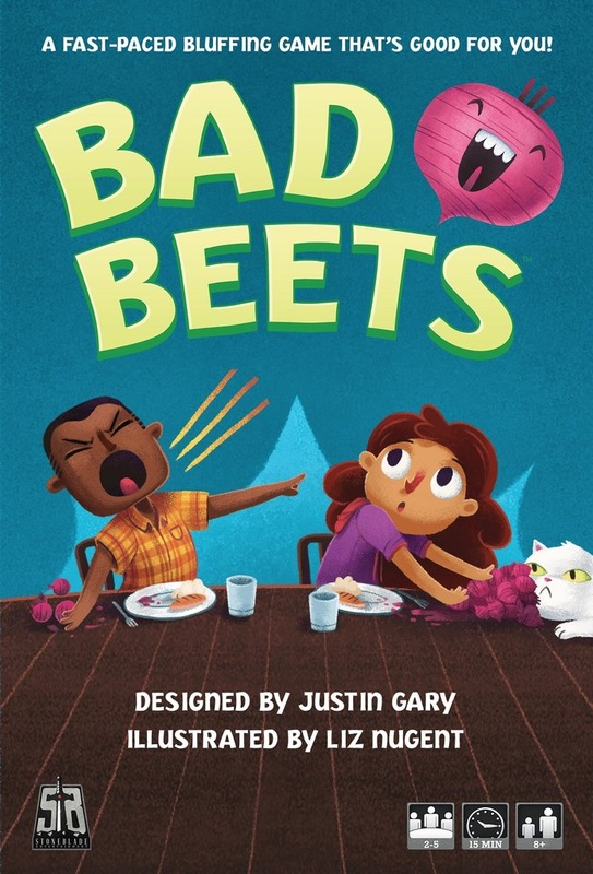 Bad Beets - Card Game