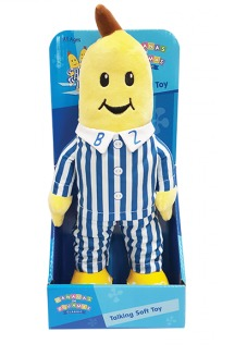 Bananas in Pajamas Classic Talking Plush 30cm - B2 image
