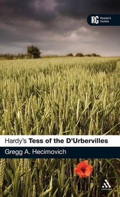 "Hardy's ""Tess of the D'Urbervilles"" by Gregg A. Hecimovich image"