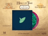 Hero of Time (2LP) by Eric Buchholz
