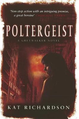 Poltergeist by Kat Richardson image