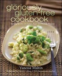 The Gloriously Gluten-Free Cookbook by Vanessa Maltin image
