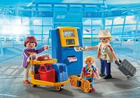 Playmobil: City Action - Airport Family at Check In