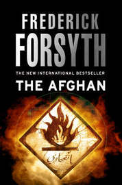 The Afghan by Frederick Forsyth image