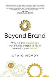 Beyond Brand by Craig McVoy