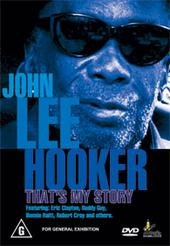 John Lee Hooker - That's My Story on DVD