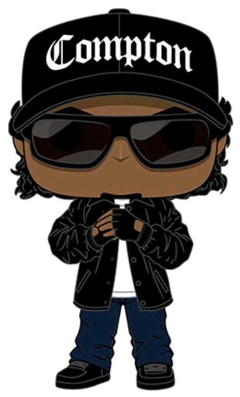 Eazy-E - Pop! Vinyl Figure