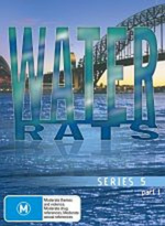 Water Rats - Series 5: Part 1 (4 Disc Set) on DVD