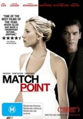 Match Point on DVD