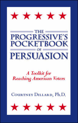 The Progressive's Pocketbook of Persuasion by Courtney Dillard image
