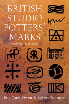 British Studio Potters' Marks by Eric Yates-Owen