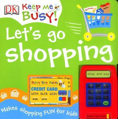 Let's Go Shopping: Keep Me Busy image