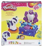 Play Doh: My Little Pony Rarity Style And Spin Set