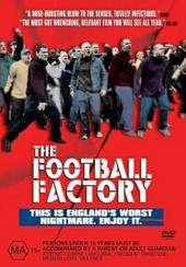 The Football Factory on DVD