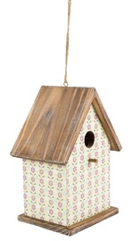 Retro Decorative Bird House - Summer Daisy