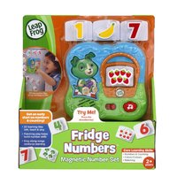 LeapFrog: Fridge Numbers Magnetic Set