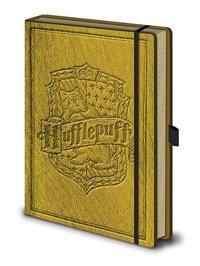Harry Potter: A5 Premium Notebook - Hufflepuff