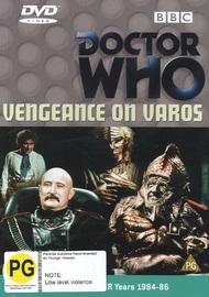 Doctor Who: Vengeance On Varos on DVD