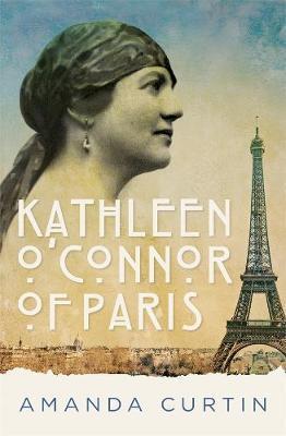 Kathleen O'Connor of Paris by Amanda Curtin