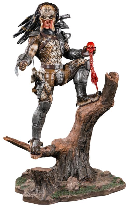Predator - 1:6 Scale Statue - (Includes Alternate Portrait)