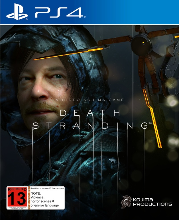 Death Stranding for PS4