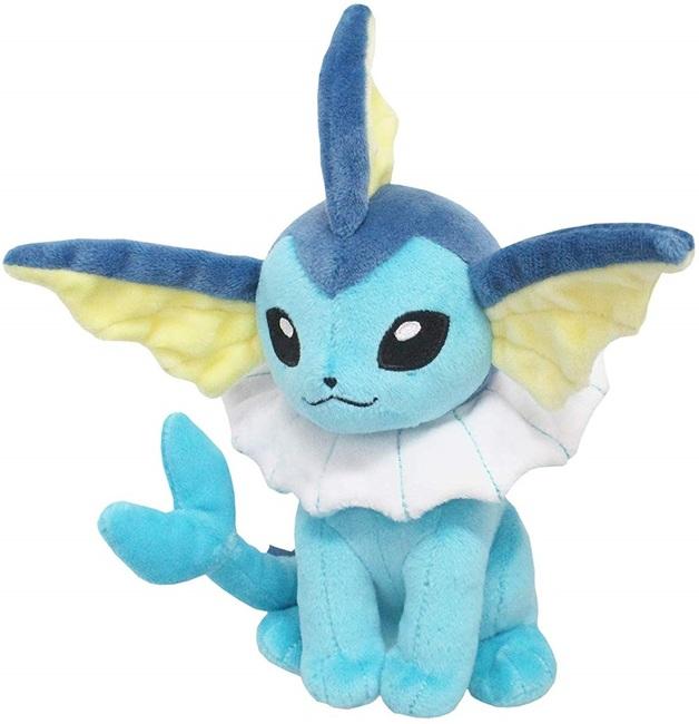 Pokemon: Vaporeon - Small Plush