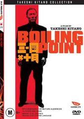 Boiling Point on DVD