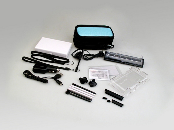 Futuretronics DS Lite Platinum Pack - 32 in 1 for Nintendo DS