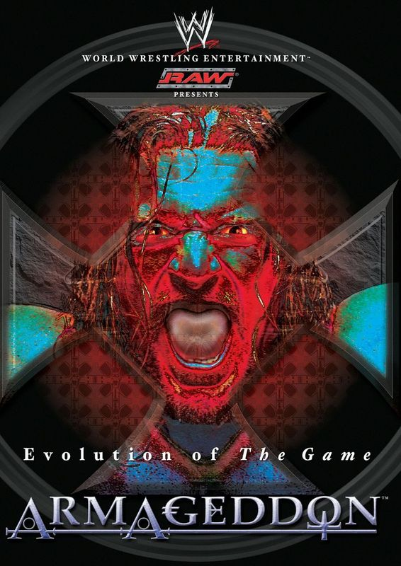 WWE - Armageddon 2003 on DVD