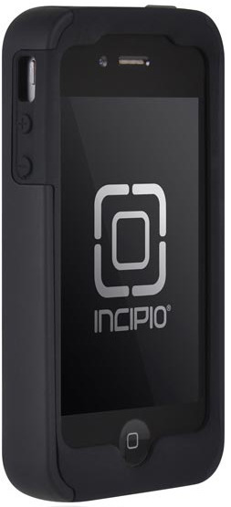 cheap for discount f8c0b f0ee2 Incipio Stowaway Credit Card Hard Shell iPhone Case with Silicone ...