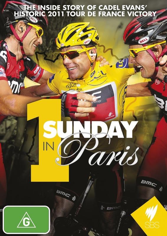 One Sunday in Paris on DVD