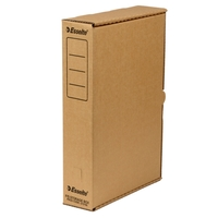 Esselte Foolscap Storage Box - Kraft