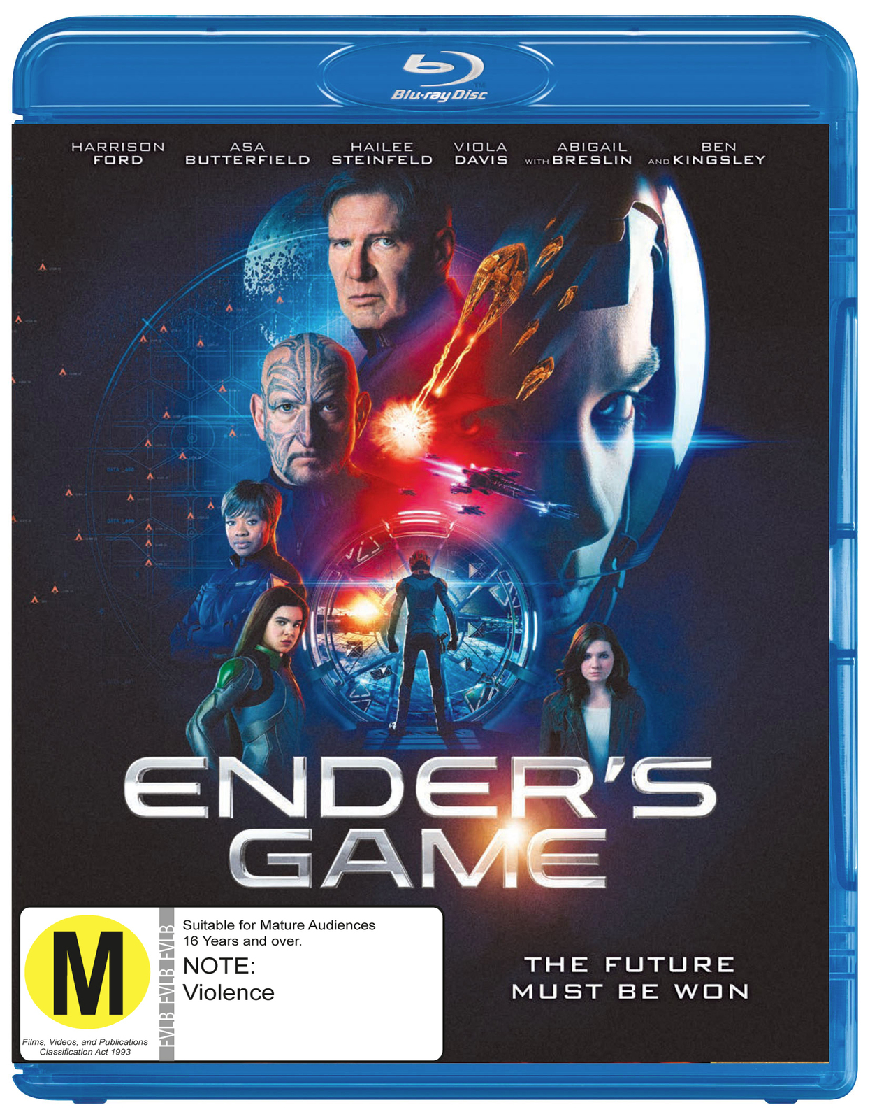 Ender's Game | Blu-ray | In-Stock - Buy Now | at Mighty Ape NZ