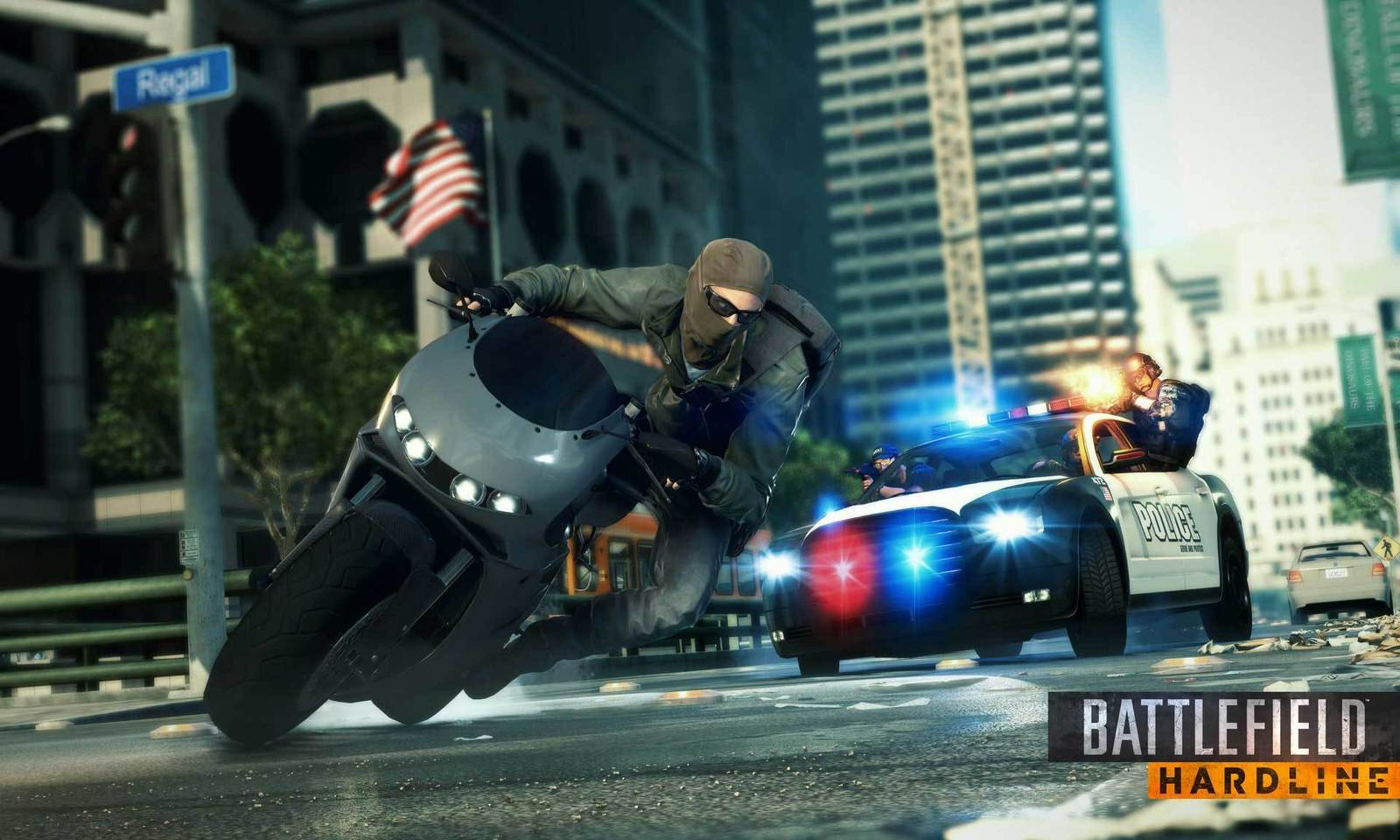 Battlefield Hardline for PS4 image