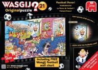 Wasgij: Original - 21 Football Fever 1000pc x 2