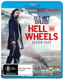 Hell On Wheels - Season Four on Blu-ray