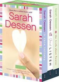 The Sarah Dessen Gift Set (3 Book Boxed Set) by Sarah Dessen image