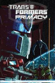 Transformers Primacy by Chris Metzen