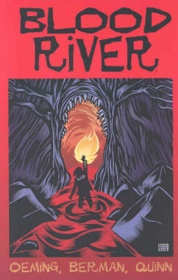 Blood River by Michael Avon Oeming image