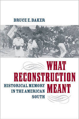 What Reconstruction Meant