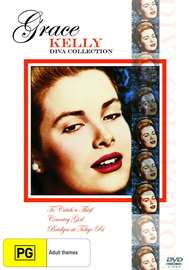 Grace Kelly - Diva Collection (3 Disc Box Set) on DVD image