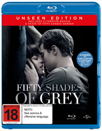 Fifty Shades of Grey on Blu-ray image