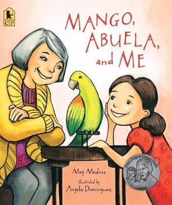 Mango, Abuela, and Me by Meg Medina image