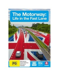 The Motorway: Life In The Fast Lane on DVD