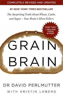 Grain Brain by David Perlmutter image