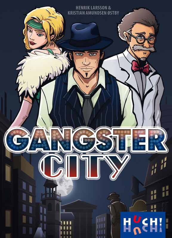 Gangster City - Card Game